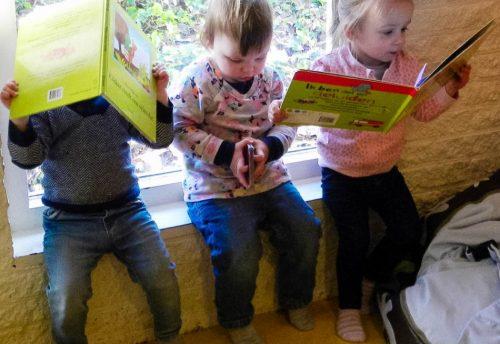 Kinderdagverblijf Hamertje-tik in Beijum Groningen