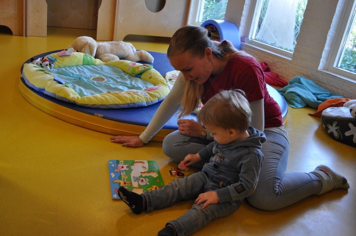 Samen spelen - Hamertje-Tik Kinderdagverblijf, Kinderopvang en buitenschoolse opvang in Beijum, Groningen.
