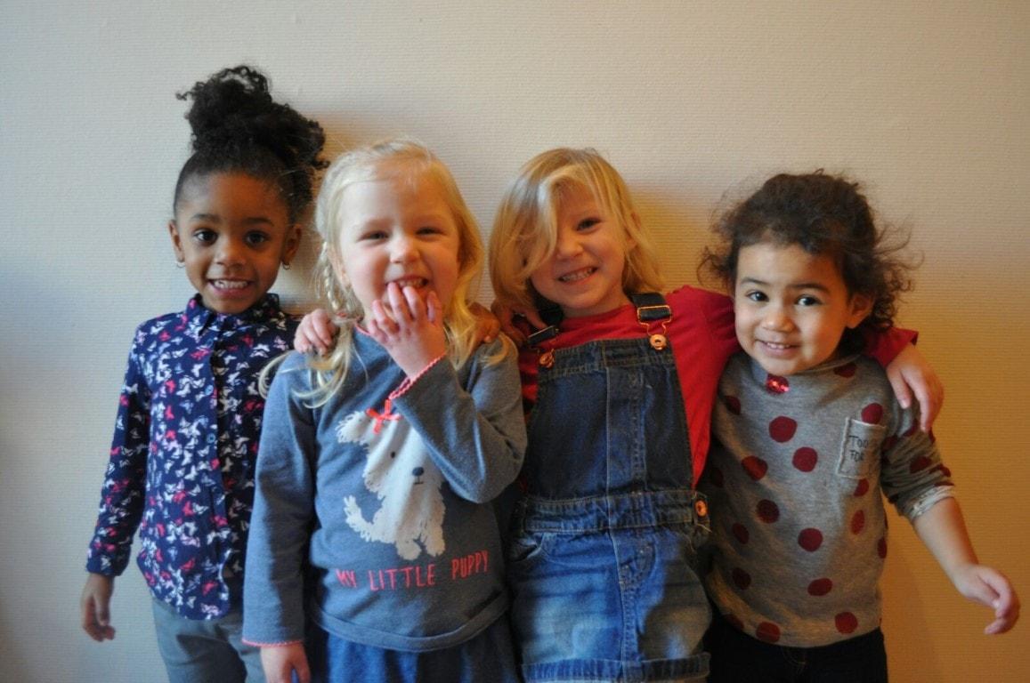 Meiden - Hamertje-Tik Kinderdagverblijf, Kinderopvang en buitenschoolse opvang in Beijum, Groningen.