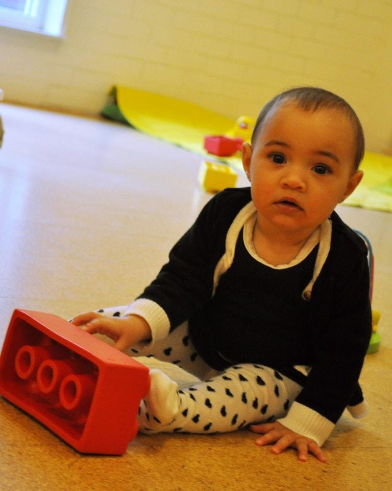 Baby - Hamertje-Tik Kinderdagverblijf, Kinderopvang en buitenschoolse opvang in Beijum, Groningen.