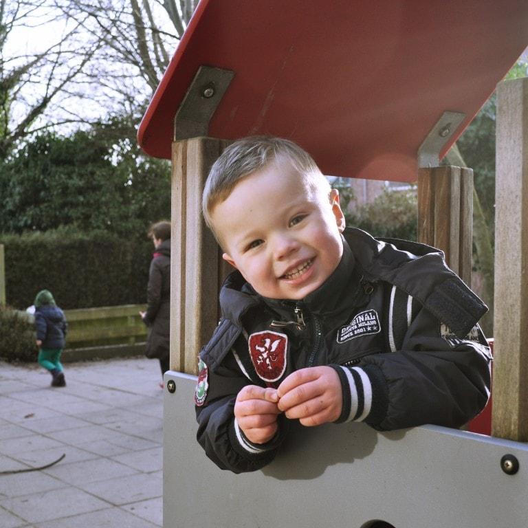 Buitenspelen - Hamertje-Tik Kinderdagverblijf, Kinderopvang en buitenschoolse opvang in Beijum, Groningen.