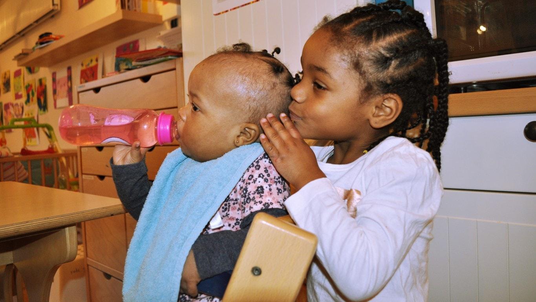 Samen - Hamertje-Tik Kinderdagverblijf, Kinderopvang en buitenschoolse opvang in Beijum, Groningen.